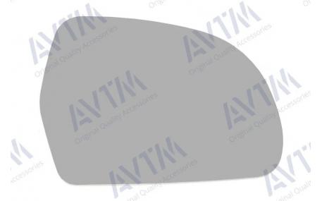 Вкладыш зеркала Skoda Octavia A5