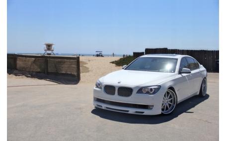 Накладка передняя BMW F01