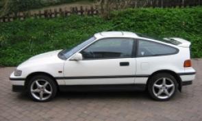 CRX (1987-1992)