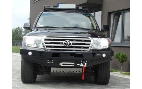 Бампер передний Toyota Land Cruiser J200