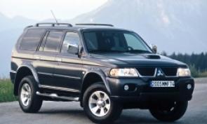 Pajero Sport (1996-2008)
