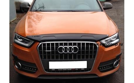 Дефлектор капота Audi Q3