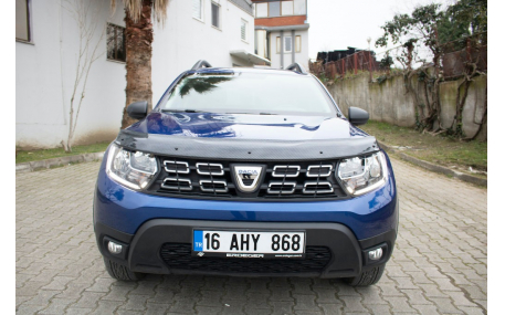 Дефлектор капота Renault Duster