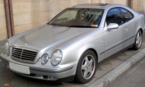CLK-class W208 (1997-2002)