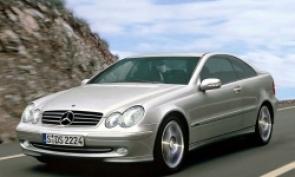 CLK-class W209 (2002-2009)