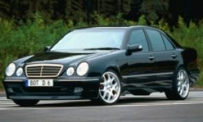 E-class W210 (1995-2002)