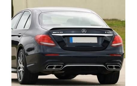 Спойлер Mercedes E-class W213