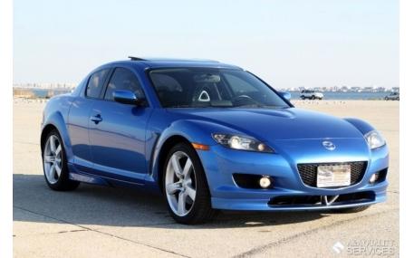 Комплект обвеса Mazda RX8