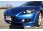 Накладка передняя Mazda RX8