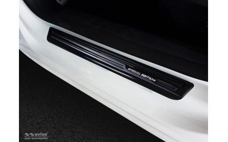 Накладки на пороги Peugeot 508