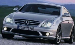 CLS-class W219 (2004-2010)