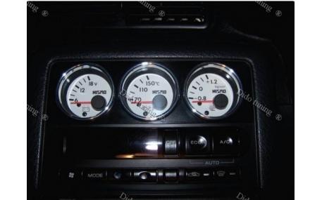 Кольца в щиток приборов Nissan Skyline