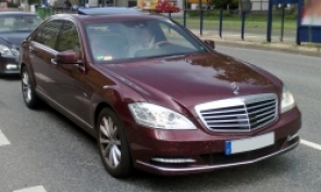 S-class W221 (2005-2012)