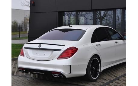Спойлер Mercedes S-class W222