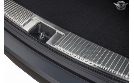 Накладка на задний бампер Honda HR-V