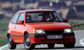 Kadet E (1984-1991)