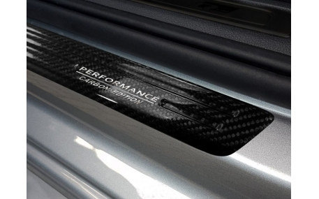 Накладки на пороги Volkswagen Arteon