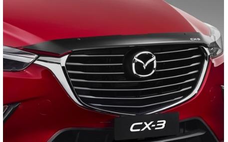 Дефлектор капота Mazda CX-3