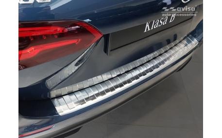 Накладка на задний бампер Mercedes B-class W247