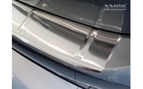 Накладка на задний бампер BMW 6 G32