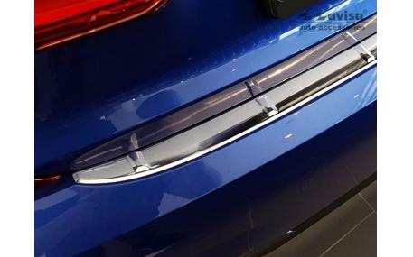 Накладка на задний бампер BMW 3 G20