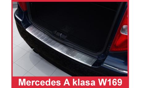 Накладка на задний бампер Mercedes A-class W169