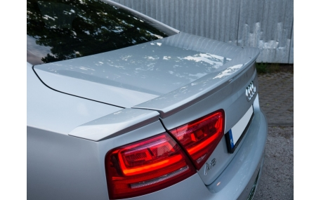 Спойлер Audi A8 D4