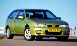 Almera (1995-2000)