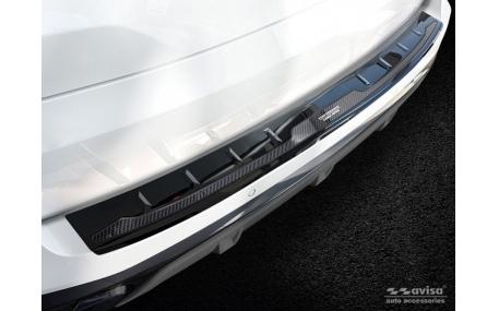 Накладка на задний бампер BMW X5 G05