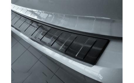 Накладка на задний бампер Volkswagen Polo