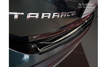 Накладка на задний бампер Seat Tarraco
