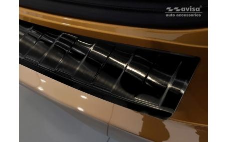 Накладка на задний бампер BMW X2 (F39)
