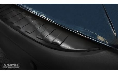 Накладка на задний бампер Mazda CX-3
