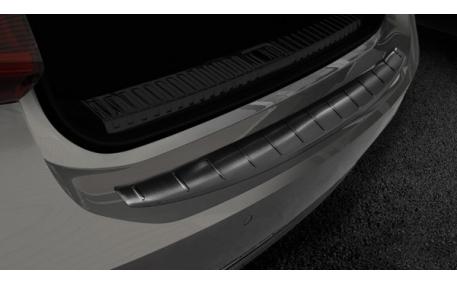 Накладка на задний бампер Audi A7