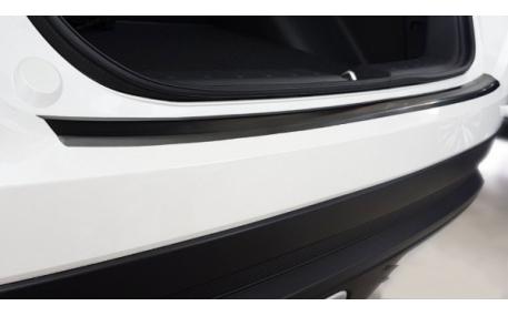 Накладка на задний бампер Mitsubishi Eclipse Cross