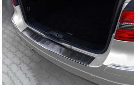 Накладка на задний бампер Mercedes B-class W245