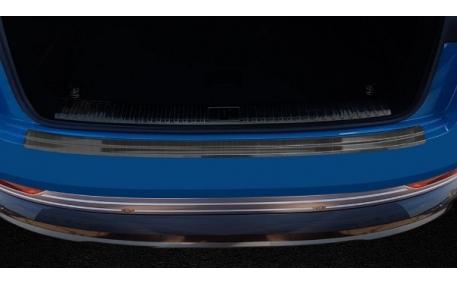 Накладка на задний бампер Audi E-Tron