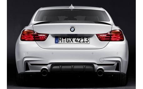 Накладка задняя BMW F32