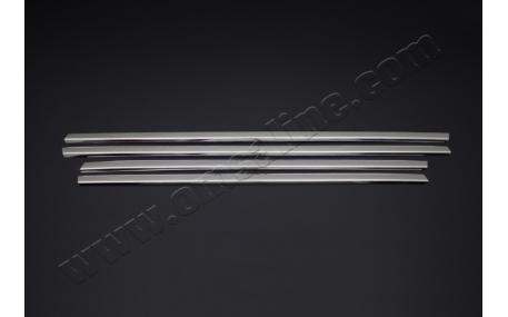 Хром накладки Fiat 500X
