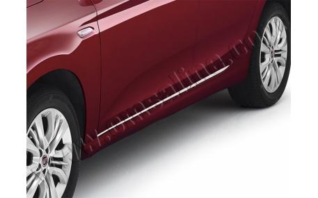 Хром накладки Fiat Tipo