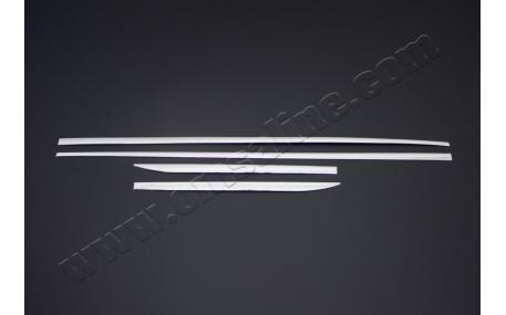 Хром накладки Audi A3 8V