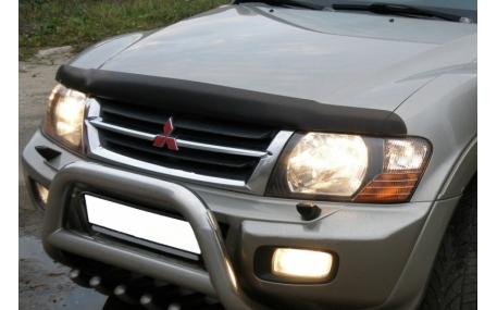 Дефлектор капота Mitsubishi Pajero