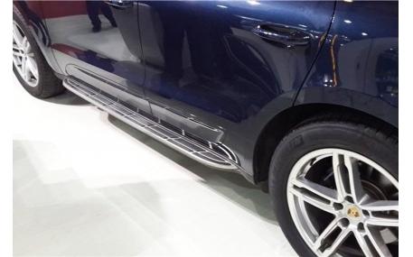 Подножки Porsche Macan
