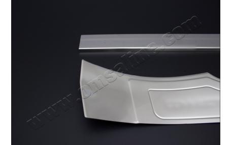 Накладки на пороги Ford Connect