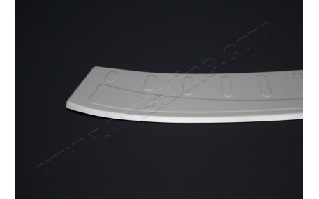 Накладка на задний бампер Ford Connect