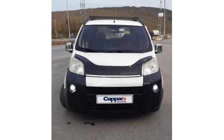 Дефлектор капота Fiat Fiorino