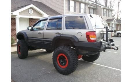 Арки Jeep Grand Cherokee WJ