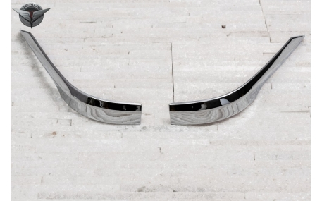 Хром накладки Honda HR-V