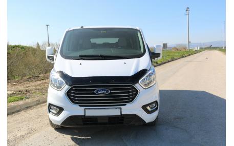 Дефлектор капота Ford Custom