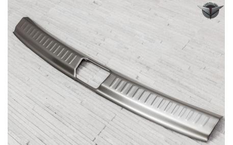Накладка на задний бампер Mercedes GLA-class X156